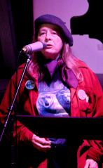 Judith Crossley, 2009.  (Pic: Irene Petrie)