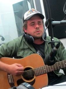 Tom Redwood (pic: Michael Hunter)