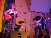 Kelly Menhennett & band, Trinity Sessions 27/9/15