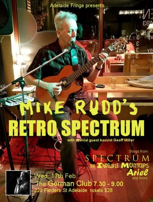 mikerudd retrospectrum