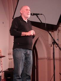 Roger Freeman from the Trinity Sessions