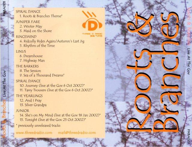 RBs CD back