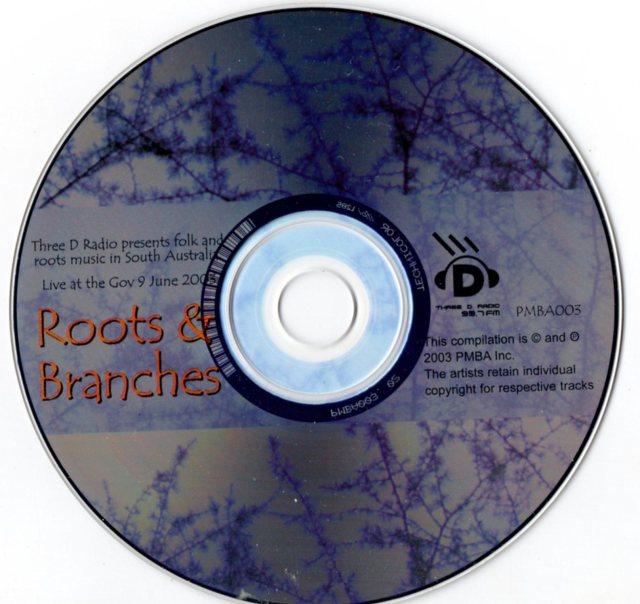 RBs CD disc