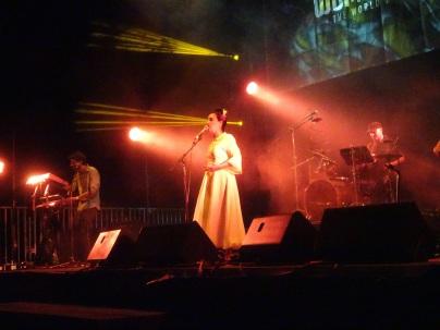 Victoria Hanna & band