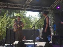 Naomi Keyte & band