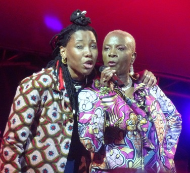 Fatoumata Diawara & Angelique Kidjo